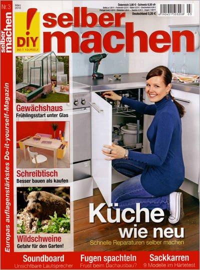 """Zeitschrift """"Selber Machen"""" abonnieren mit 16€ Gewinn!"""