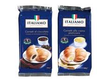 [bundesweit?] italiamo Schoko-Croissants (500g) für 0,99€ statt 1,79€  @Lidl