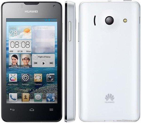 Huawei Y300 O2 Prepaidpaket ohne Simlock