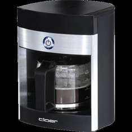 [zackzack]  Cloer 5940 Filterkaffee-Automat Aluminium gebürstet für 36,85€