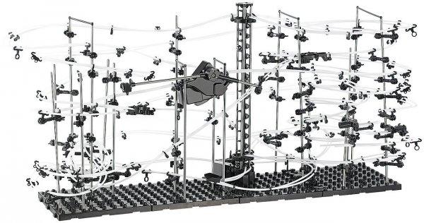 eBay: Playtastic Professionelle Kugel-Achterbahn, 682-teiliger Mega-Bausatz inkl. Versand nur 29,99 Euro