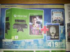 METRO: XBOX One - Fifa 14 Bundle + 2 Blurays