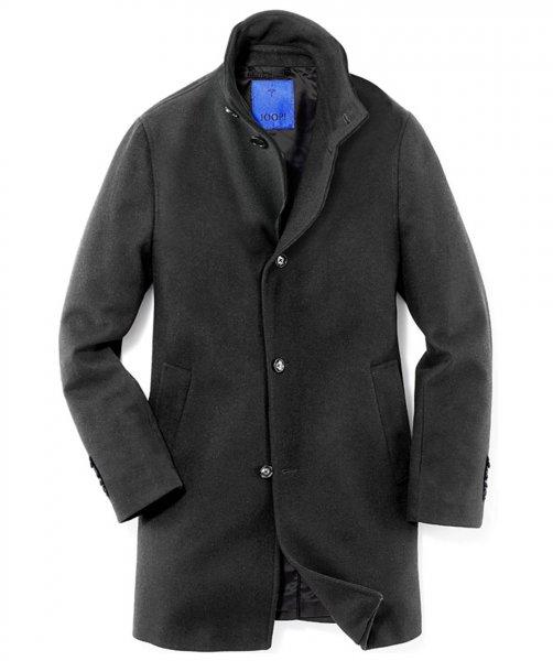 Cooler schwarzer Joop Mantel zum Schnäppchenpreis von 199 € gefunden!!!!