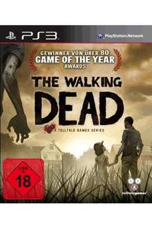 The Walking Dead Telltale Game für PS3