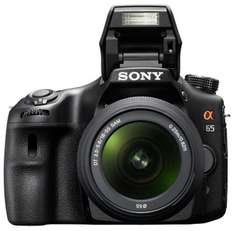 Sony Alpha 65 Kit 18-55 mm (SLT-A65VL) für  505,00 € @Amazon.fr