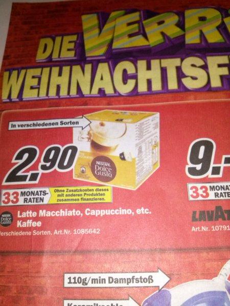 Dolce Gusto Kapseln für 2,90€ (Lokal)