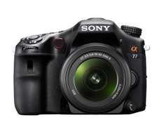 Sony SLT-A77VL + 18-55mm Objektiv für 791€ @Amazon.fr
