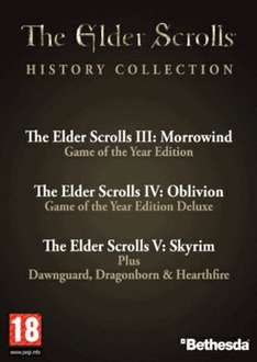 [STEAM] The Elder Scrolls History Collection @game.co.uk