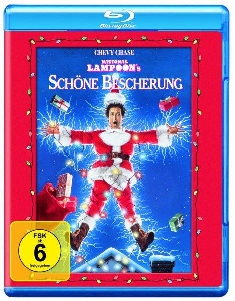 Schöne Bescherung / Hilfe, es weihnachtet sehr! [Blu-ray] für 7,97€ (+evtl. 3€ VSK) [amazon.de]