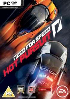 Need For Speed: Hot Pursuit - PC ca. 5,50€ inkl. Versand