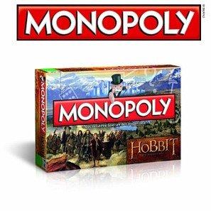 """Original Monopoly """"Der Hobbit"""" heute für nur 24,99 € + 4,90 Versand"""