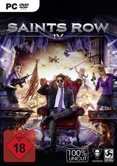 Saints Row IV Steam 8,73€ @nuuvem Proxy/VPN benötigt