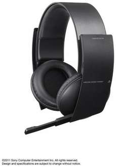 Sony Playstation 3 Wireless Stereo 7.1 Headset PS3 Original - eBay Wow!