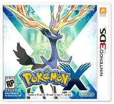 Pokemon X oder Y 34,99 @ Amazon.de