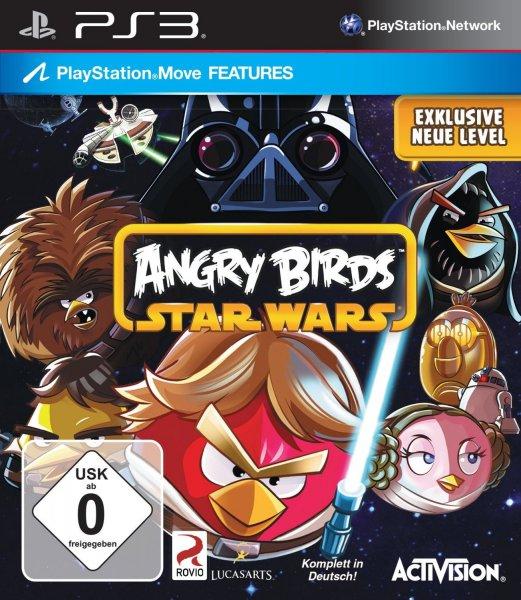 Angry Birds: Star Wars [PS3/Xbox 360] für 20,15€ inkl. Versand (Idealo 25€)