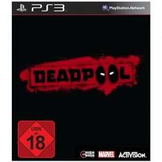 [Redcoon] Activision PS3 Deadpool (uncut) (PS3) für 14,49€