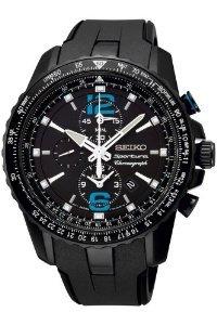 Seiko Sportura Alarm Chronograph SNAF25P1 für 364,20 Euro