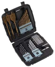 Bosch Titanium Mixed-Set 45-tlg. (2607019514) € 18,90 @ plus.de