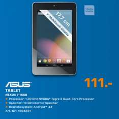 Asus Nexus 7 16GB (2012) Tablet (Saturn Remscheid)