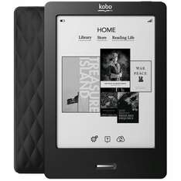 Kobo Touch eBook Reader für 53,95 Euro - Bulk-Version [amazon.de]