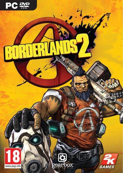 [Steam] Borderlands 2 bei game.co.uk