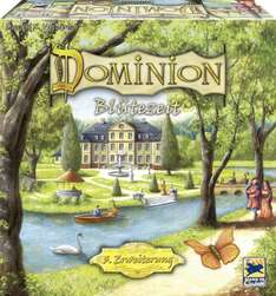 Dominion - Die Blütezeit (3. Erweiterung) Hans im Glück 48207 für 23,92€ inkl. Versand @ Amazon -17%