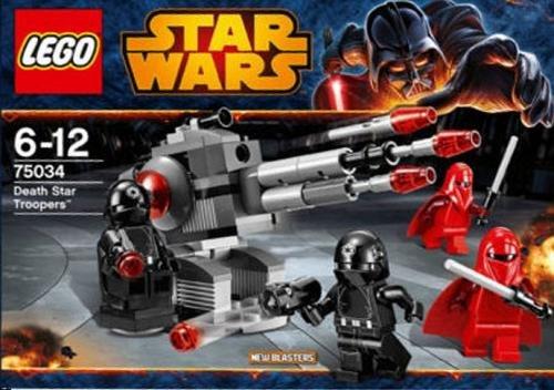 [lokal] Lego Star Wars 2014 Sets jetzt schon bei Intertoys im Loop5 Weiterstadt