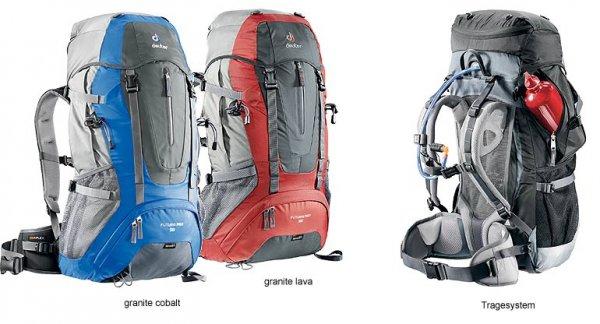 Deuter Futura Pro 38 bei mountain-sport.de 77,90  inkl. Versand