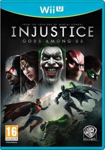 Injustice Wii U für 16,25€