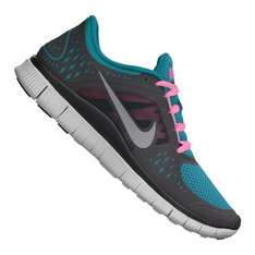 Nike Free Run+ 3 Running Mens Türkis @11teamsports.de