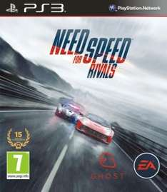 (UK) NEED FOR SPEED: RIVALS PS3/XBOX für 25,56€ @ TheHut