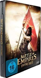 Battle of Empires - Fetih 1453[Blu-Ray] Steelbook @Amazon.de