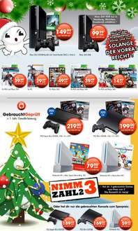 [Gamestop teils lokal] Splinter Cell Blacklist PS3/Xbox 360 für 14,99