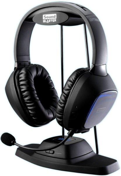 [Rakuten.de] Creative Sound Blaster Tactic3D Omega Wireless THX Headset für PC, Xbox 360, PS3 und Mac  o. Vsk für  81,60 €