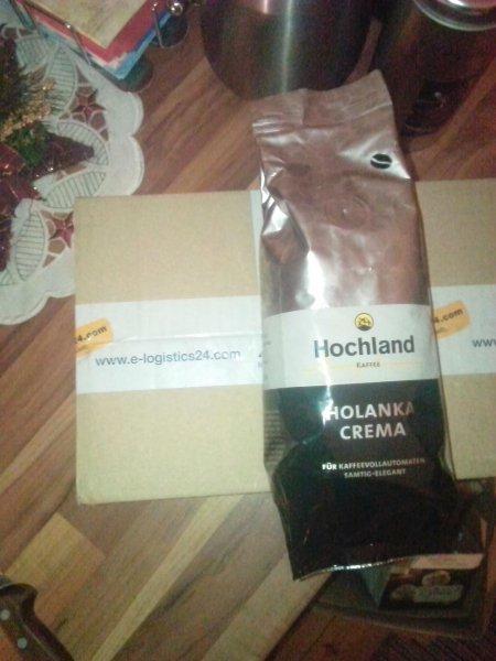 Hochland Kaffee 250g Holanka Crema
