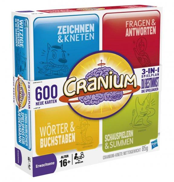 Cranium - Tolles Partyspiel von Hasbro bei Kaufhof online (17,99€ bei Filiallieferung)