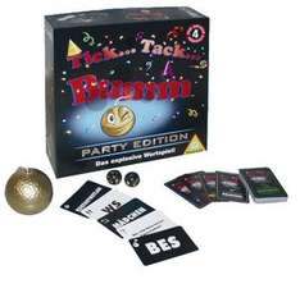 Tick Tack Bumm Party Edition statt 24,49 nur 14,99 (mit GS 13,49)