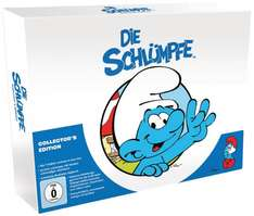 Die Schlümpfe - Collector's Edition [43er DVD-Box] @ amazon.de