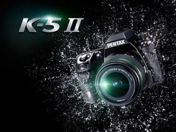 Pentax K5 II + 18-55mm WR [Saturn Outlet @ ebay] Vitrinenstück 95 Auslösungen