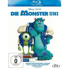 [Müller] Adventskalender Monster Uni DVD / Blu-ray / 3D Blu-ray