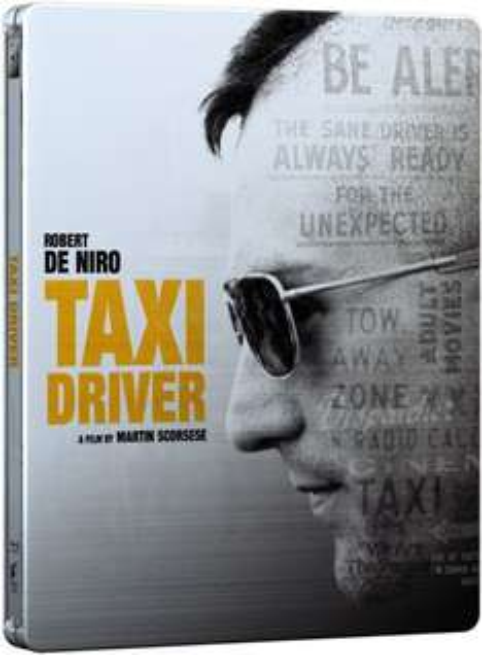 Blu-ray - Taxi Driver (Limited Edition Steelbook) für €8,28 [@Zavvi.com]