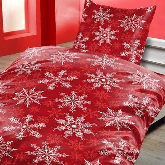 Mikrofaser Thermofleece (weihnachtliche) Bettwäsche