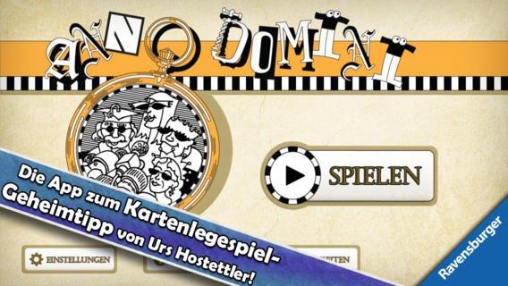 Anno Domini von Ravensburger für iPhone & iPad kostenlos statt 1,99 €