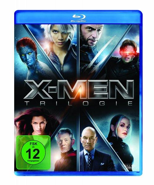 X-Men - Trilogie [Blu-ray] bei amazon.de für 11,58€