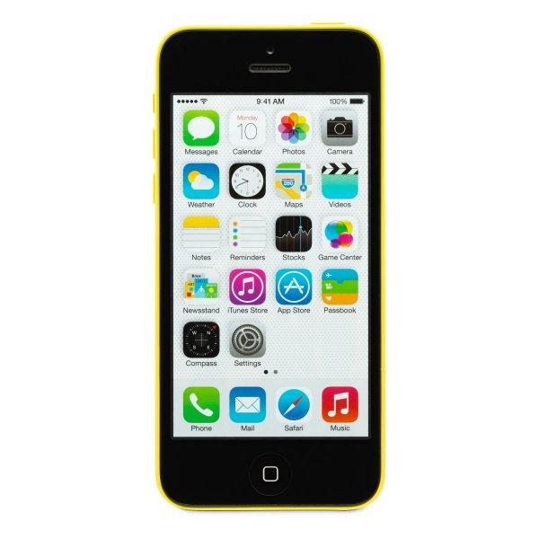 Iphone 5c (verschiedene Farben) für 499€