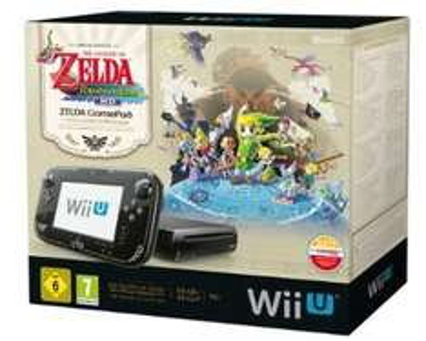 Nintendo Wii U - Premium Winwaker HD Edition - WHD