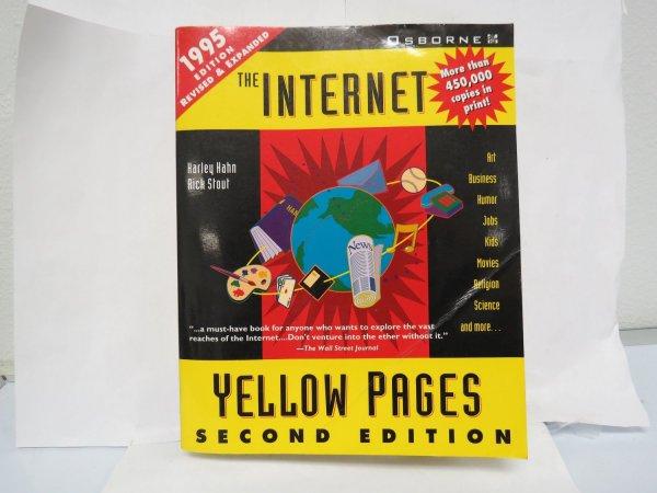 """""""The Internet Yellow Pages"""" - Das Weihnachtsgeschenk für Neuland - Menschen"""