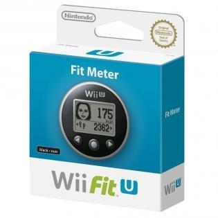 Nintendo Wii Fit U Fit Meter für 10 Euro + 4,49 Versand bei redcoon.de