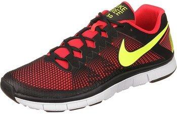Nike Free Trainer 3.0 schwarz-rot bei mysportsworld.de