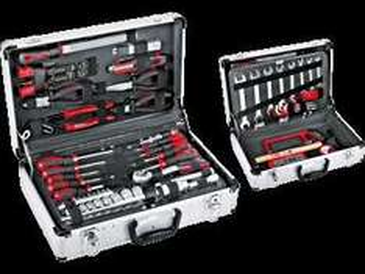 My Tool // Werkzeugkoffer 100 tlg.